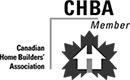 CHBA Member logo